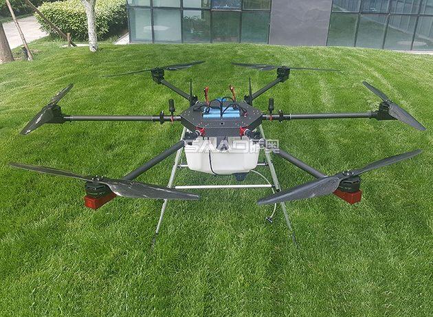 20公斤级RTK版植保无人机