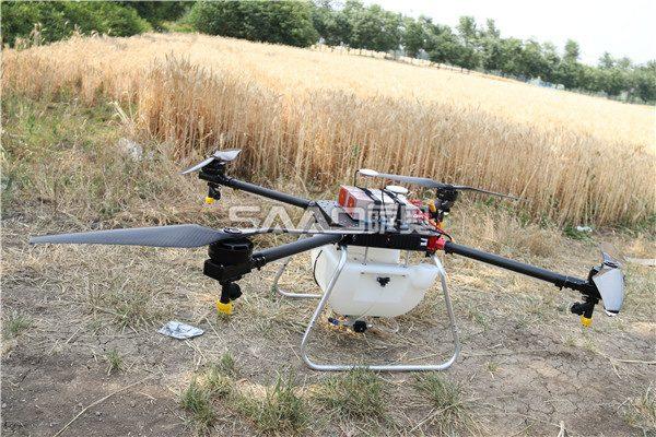 10公斤级RTK版无人植保机